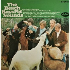 THE BEACH BOYS - PET SOUNDS - LP USA 1988 - EXCELLENT