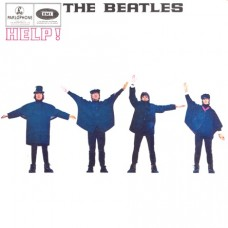 THE BEATLES - HELP! - LP UK 1969 - STEREO - EXCELLENT+