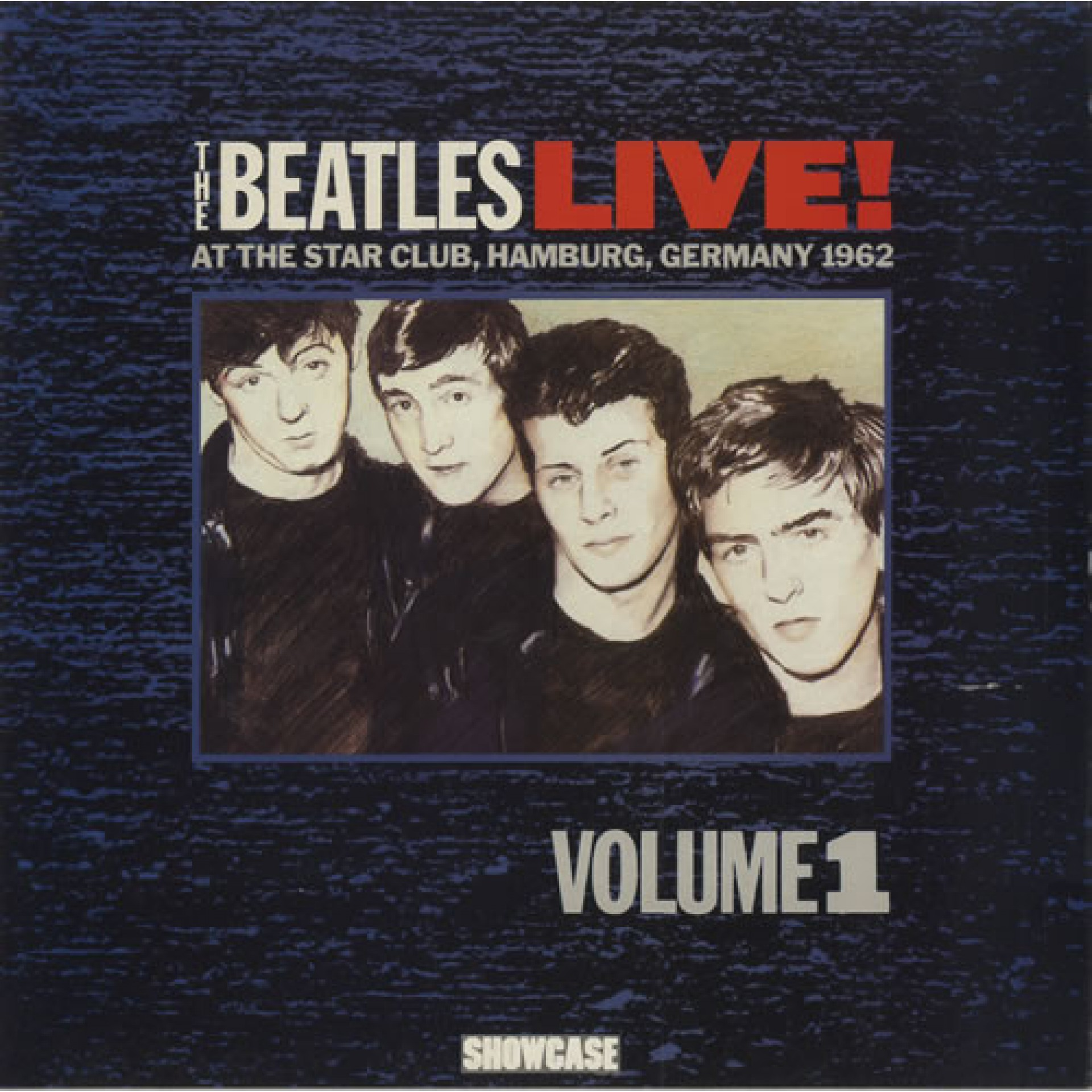 lp the beatles live at the star club in hamburg germany 1962