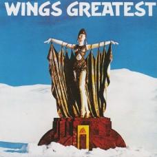WINGS - WINGS GREATEST - LP UK 1978 - NEAR MINT