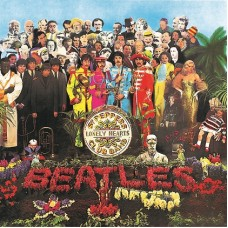 THE BEATLES - SGT. PEPPER'S LONELY HEARTS CLUB BAND - LP UK 1969  - 1st PRESS - MONO - EXCELLENT