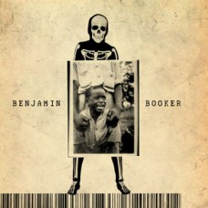 BENJAMIN BOOKER - BENJAMIN BOOKER - LP UK 2014 - NEAR MINT