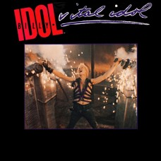 BILLY IDOL - VITAL IDOL - LP UK 1985 - FANTASTIC CONDITION - NEAR MINT