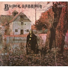 BLACK SABBATH - BLACK SABBATH - LP 1982 - EXCELLENT+