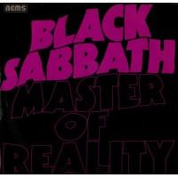 BLACK SABBATH - MASTER OF REALITY - LP - EXCELLENT+