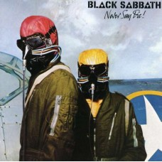 BLACK SABBATH - NEVER SAY DIE ! - LP 1978 UK  - EXCELLENT