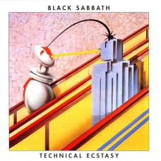 BLACK SABBATH - TECHNICAL ECSTASY - LP 1976  - EXCELLENT+