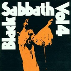 BLACK SABBATH - VOL 4 - LP 1985 - EXCELLENT+