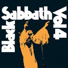 BLACK SABBATH - VOL 4 - LP UK 1976 - EXCELLENT+