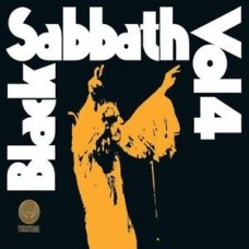 BLACK SABBATH - VOL 4 - LP UK 1973  - EXCELLENT++
