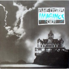 BLUE OYSTER CULT - IMAGINOS - LP 1988 - EXCELLENT++