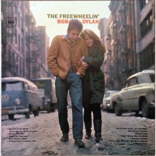 BOB DYLAN - THE FREEWHEELIN' BOB DYLAN- LP UK 1972 - NEAR MINT