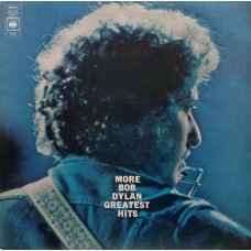 BOB DYLAN - MORE BOB DYLAN GREATEST HITS - LP UK 1971 - NEAR MINT