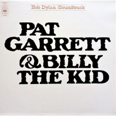 BOB DYLAN - PAT GARRETT & BILLY THE KID - LP UK 1973 - EXCELLENT+