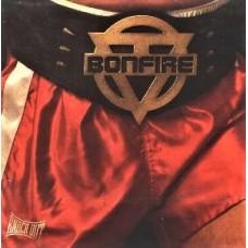 BONFIRE - KNOCK OUT - LP 1991 - EXCELLENT