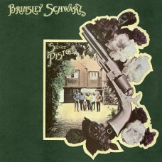 BRINSLEY SCHWARZ - SILVER PISTOL - LP UK1971 - EXCELLENT