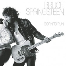 BRUCE SPRINGSTEEN - BORN TO RUN - LP UK 1975 - EXCELLENT+