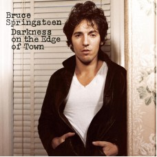 BRUCE SPRINGSTEEN - DARKNESS ON THE EDGE OF TOWN - LP UK 1978 -  NEAR MINT
