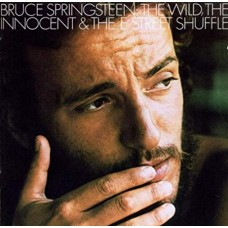 BRUCE SPRINGSTEEN - THE WILD, THE INNOCENT & THE E STREET SHUFFLE - LP UK - EXCELLENT+