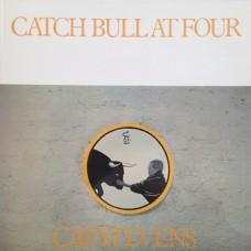 CAT STEVENS - CATCH BULL AT FOUR - LP 1974 - EXCELLENT+