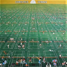 CHRIS REA - TENNIS - LP UK 1980 - EXCELLENT+