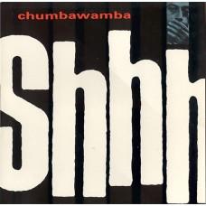 CHUMBAWAMBA - SHHH - LP UK 1992 - EXCELLENT-