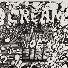 CREAM - WHEELS OF FIRE - 2LP UK 1977 - EXCELLENT++