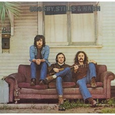 CROSBY, STILLS & NASH - CROSBY, STILLS & NASH - LP UK 1972 - NEAR MINT