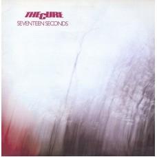 THE CURE - SEVENTEEN SECONDS - LP UK 1980 - EXCELLENT+