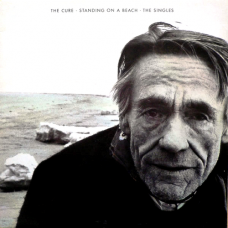 THE CURE - STANDING ON A BEACH - THE SINGLES - LP UK 1986 - EXCELLENT+