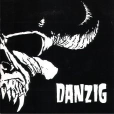 DANZIG - DANZIG - LP UK 1989 ORIGINAL - EXCELLENT