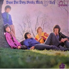 DAVE DEE, DOZY, BEAKY, MICK & TICH - IF NO-ONE SANG - LP UK 1968 - EXCELLENT