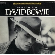 DAVID BOWIE - AN EVENING WITH DAVID BOWIE - LP USA 1978 - PROMO - EXCELLENT
