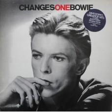 DAVID BOWIE - CHANGESONEBOWIE - LP FRANCE 1976 - EXCELLENT+