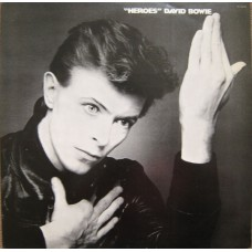 DAVID BOWIE - HEROES - LP 1983 - EXCELLENT