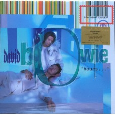 DAVID BOWIE - HOURS... - LP 2015 - LIMITED ON MINT GREEN VINYL - MINT