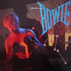 DAVID BOWIE - LET'S DANCE - LP UK 1983 - NEAR MINT