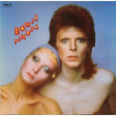DAVID BOWIE - PINUPS - LP UK 1981 - NEAR MINT