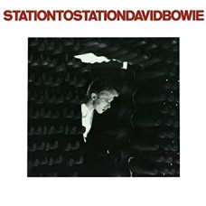 DAVID BOWIE - STATION TO STATION - LP UK  1976 - EXCELLENT