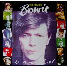 DAVID BOWIE - THE BEST OF BOWIE - LP 1981 - NEAR MINT