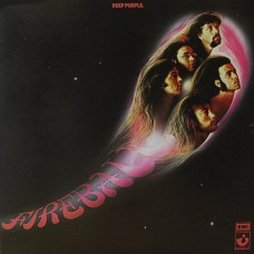 DEEP PURPLE - FIREBALL - LP UK 1971 - EXCELLENT-