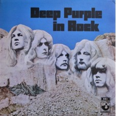 DEEP PURPLE - IN ROCK - LP UK 1982 - NEAR MINT