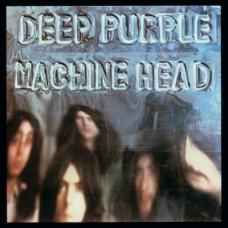 DEEP PURPLE - MACHINE HEAD - LP UK 1972 - 1st PRESS -  EXCELLENT