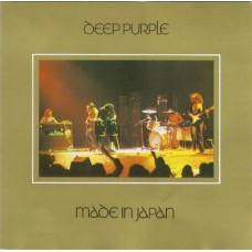 DEEP PURPLE - MADE IN JAPAN - 2LP UK - NEAR MINT
