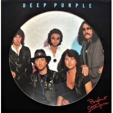 DEEP PURPLE - PERFECT STRANGERS - LP UK 1984 - LIMITED EDITION PICTURE DISC - NEAR MINT