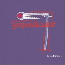 DEEP PURPLE - PURPENDICULAR - LP 2012 - LIMITED ON PURPLE VINYL - MINT