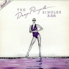 DEEP PURPLE - THE DEEP PURPLE SINGLES A's & B's - EXCELLENT