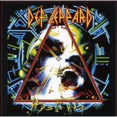 DEF LEPPARD - HYSTERIA - LP UK 1987 - ORIGINAL - EXCELLENT+