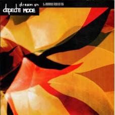 "DEPECHE MODE - DREAM ON - 12"" UK 2001 - PROMO - EXCELLENT"