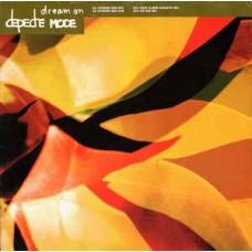 "DEPECHE MODE - DREAM ON - 12"" UK 2001 - PROMO - NEAR MINT"